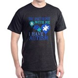 Autism Mens Classic Dark T-Shirts