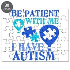 Be Patient Autism Puzzle