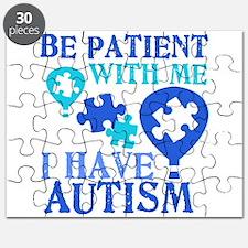 Be Patient Autism Puzzle