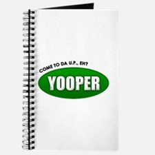 Generic Yooper Journal