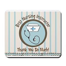 Nursing School Mousepad