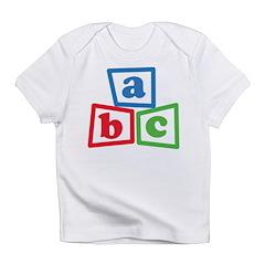 ABC Blocks Infant T-Shirt