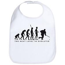 Cool Evolution of ice hockey Bib
