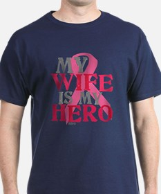 My wife is my hero T-Shirt