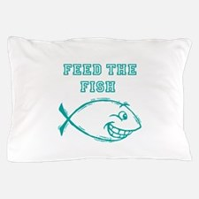 Feed the Fish Pillow Case