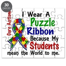 Means World To Me 4 Autism Puzzle