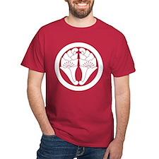 maru ni daki hana gyouyou T-Shirt