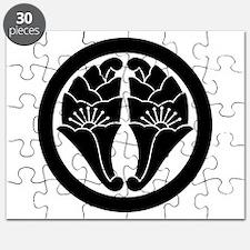 Maru-ni dakihana gyoyo Puzzle