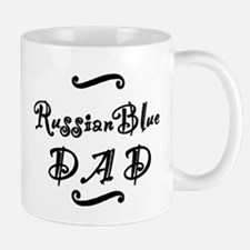 Russian Blue DAD Mug