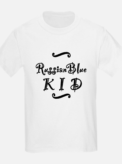 Russian Blue KID T-Shirt