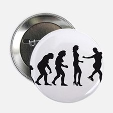 "Funny Ice dancing 2.25"" Button (10 pack)"