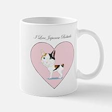 I Love Japanese Bobtails Mug