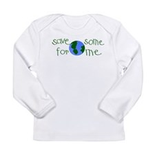 save some for me globe Long Sleeve T-Shirt