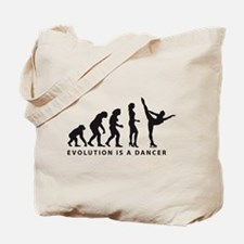 Evolution dance Tote Bag