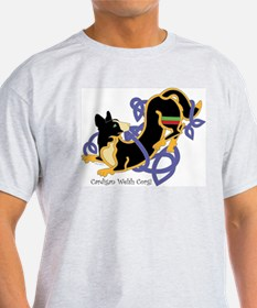 Celtic Cardigan Welsh Corgi (Tri) T-Shirt