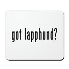 GOT LAPPHUND Mousepad