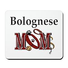 Bolognese Mom Mousepad