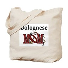Bolognese Mom Tote Bag