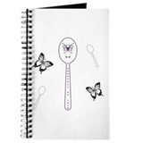Spoons theory Journals & Spiral Notebooks