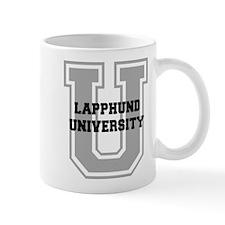 Lapphund UNIVERSITY Mug