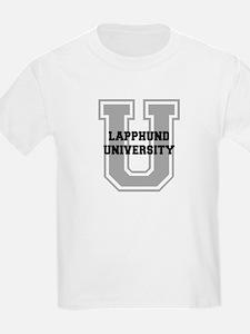 Lapphund UNIVERSITY T-Shirt