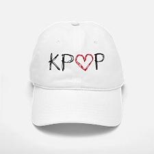 KPOP Love Scribble Baseball Baseball Cap