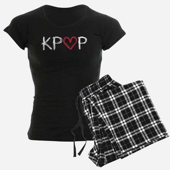 KPOP Love Scribble Pajamas