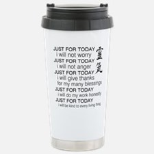 Just For Today Travel Mug