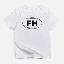 Fair Harbor Fire Island Infant T-Shirt