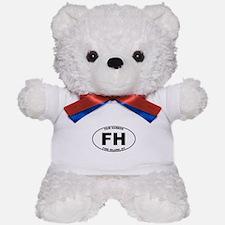 Fair Harbor Fire Island Teddy Bear