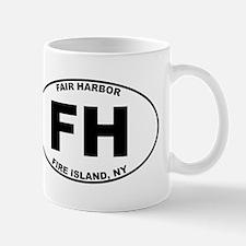 Fair Harbor Fire Island Mug