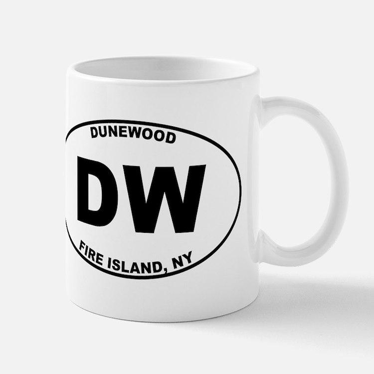 Dunewood Fire Island Mug