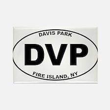 Davis Park Fire Island Rectangle Magnet