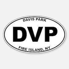 Davis Park Fire Island Decal