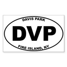 Davis Park Fire Island Decal