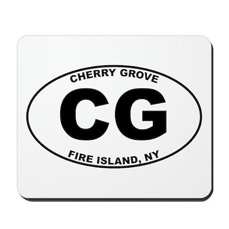Cherry Grove Fire Island Mousepad