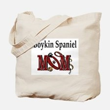 Boykin Spaniel Mom Tote Bag