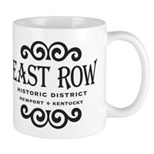East Row Small Mug