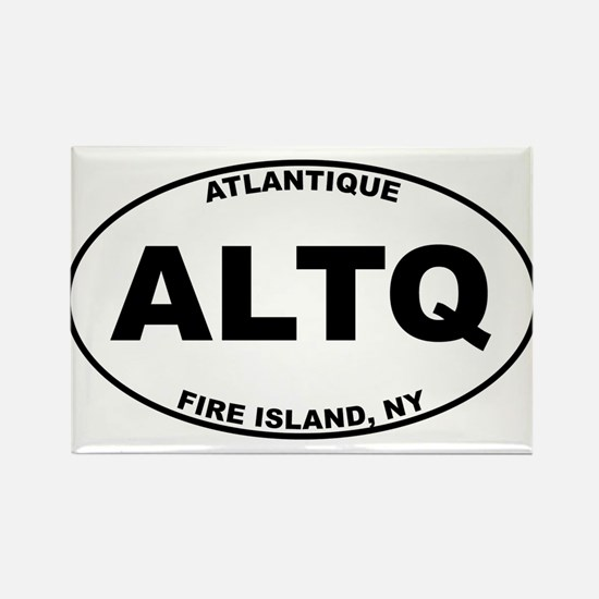 Atlantique Fire Island Rectangle Magnet