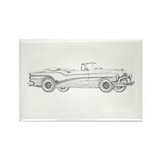 1953 Buick Skylark Rectangle Magnet