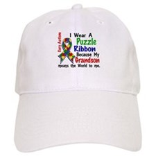 Means World To Me 4 Autism Baseball Cap