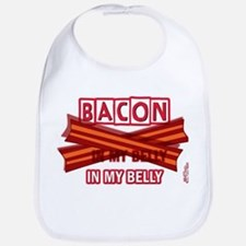 Bacon IN MY BELLY! Bib