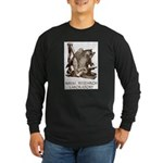USN Reasearch Lab Long Sleeve Dark T-Shirt
