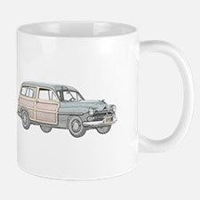 1950 Mercury Woodie Mug