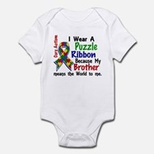 Means World To Me 4 Autism Onesie