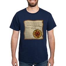 Harvest Moon's Compass Rose T-Shirt