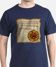 Harvest Moon's Compass Rose T-Shirt
