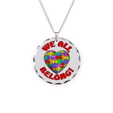 We All Belong Necklace