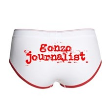 Gonzo Journalist Women's Boy Brief