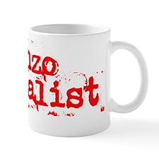 Gonzo Journalist Mug